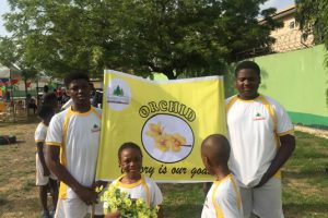 Inter house Sports Day at Pinefield Schools