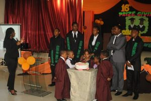 Lekki School Graduation Ceremony