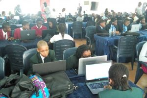 ORACLE ACADEMY STUDENT HACKATHON 2018 CHALLENGE Junior School