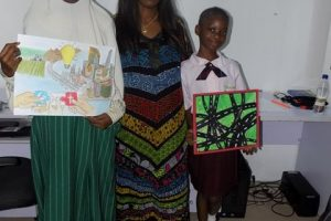 PINEFIELD SCHOOL AT AYANSKI ART COMPETITION