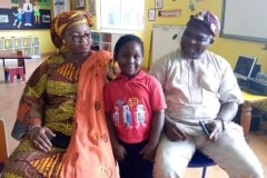 Pinefield School Val's and Grans Day Celebration