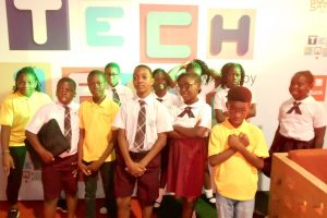 Pinefield Schools Students At GTBank Google Fair