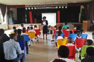 Pinefield school in Lekki phase 1
