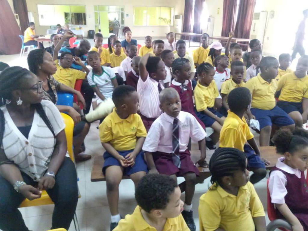 Literacy and World Book Week 2019 – Pinefield Schools Lekki